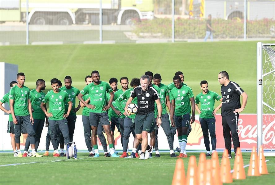الأخضر يعسكر في جدة استعداداً لتصفيات المونديال وكأس آسيا في أكتوبر