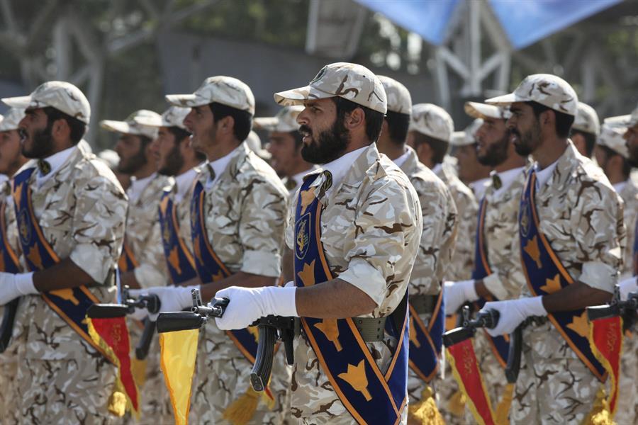 """حزب كردي يعلن """"مقتل 9 من الحرس الثوري"""" الإيراني"""