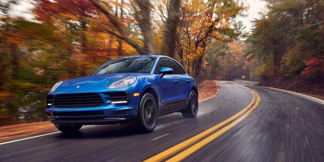 Porsche Macan S/Turbo