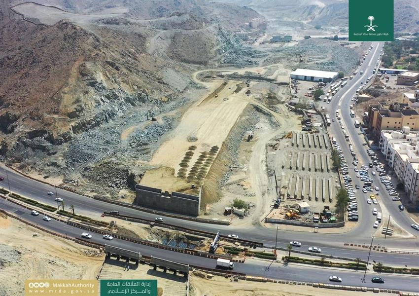 """""""تطوير مكة"""": استكمال المرحلة الثالثة من مشروع الدائري الثالث"""