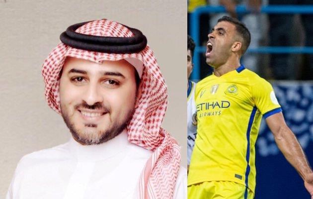 الأمير معلقاً على أزمة لاعب النصر:إذا تبينت براءة حمدالله سيتم اتخاذ هذا الإجراء