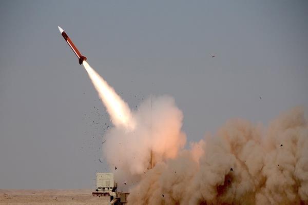 اعتراض صاروخ