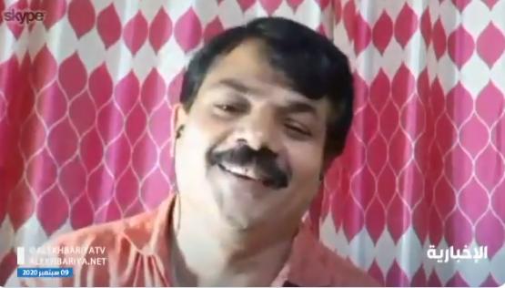 المُقيم الهندي عبدالصمد
