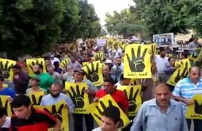الإخوان يؤكدون استمرار التظاهر على رغم اعتبار الجماعة إرهابية