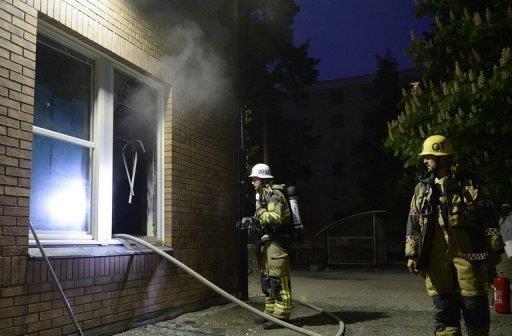 السويد: أعمال الشغب تمتد خارج ستوكهولم رغم التعزيزات الأمنية