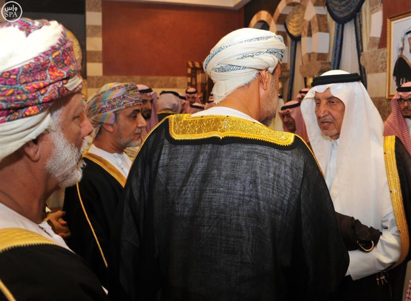 عبدالرحمن الفيصل Detail: بالصور.. خالد الفيصل يستقبل بمنزله الأمير مقرن
