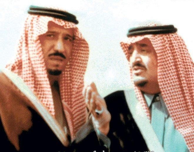 """""""يا نعيش سوا يا ننتهي سوا"""".. الملك سلمان يتحدث عن أخيه الملك فهد أثناء تحرير الكويت (فيديو)"""
