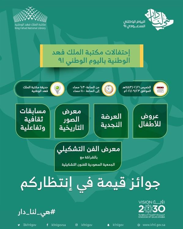 مكتبة الملك فهد الوطنية