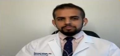 الطبيب محمد العنقري