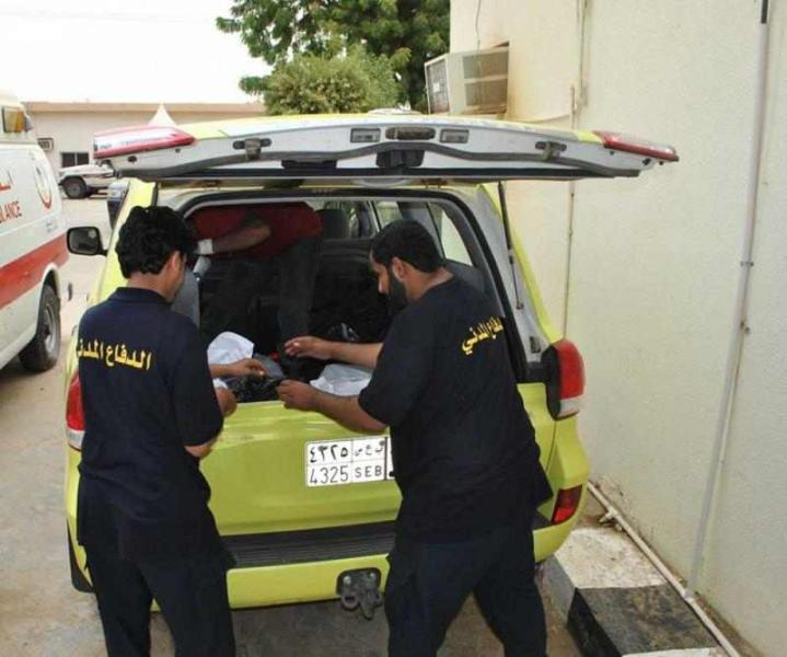 أخبار 24 طائرات الأمن العام تساعد الدفاع المدني في انتشال جثث 4