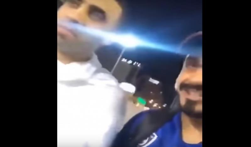 فيديو .. رد فعل حمدالله حول الانتقال لـ الهلال