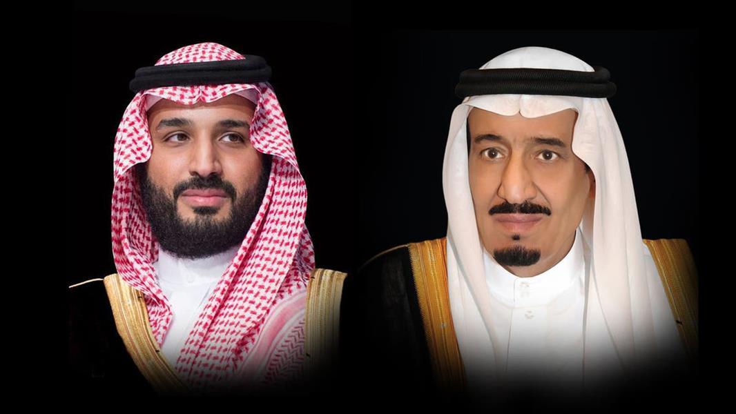 خادم الحرمين الشريفين وولي العهد