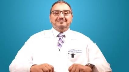 الدكتور نزار باهبري