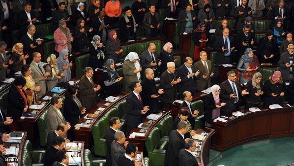 تأجيل التصويت على مشروع الدستور التونسي الجديد