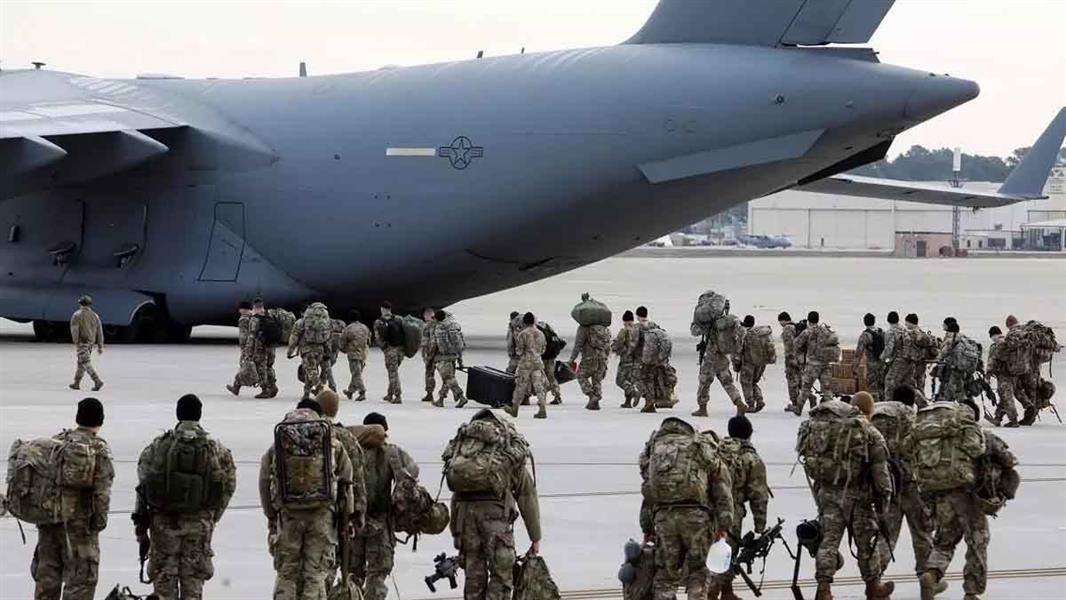 الولايات المتحدة تنسحب من قاعدة كبيرة في قندهار جنوب أفغانستان