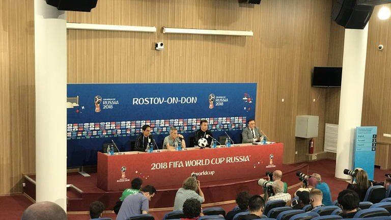 خوان بيتزي: نسعى لتغيير صورة المنتخب السعودي.. وسنلعب أمام الأوروجواي على الفوز