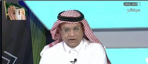 """سعود الصرامي يوجه سؤالاً للجنة المسابقات بشأن مباراة """"الهلال وأحد"""" وردود فعل غاضبة من النشطاء!"""