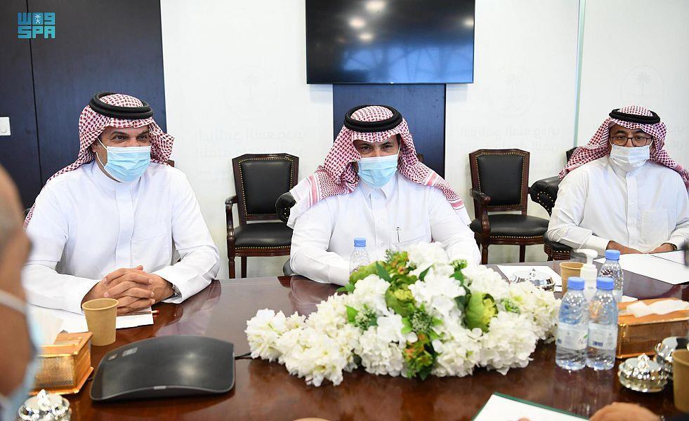 السفير الجابر يلتقي بممثلي المجلس الانتقالي الجنوبي