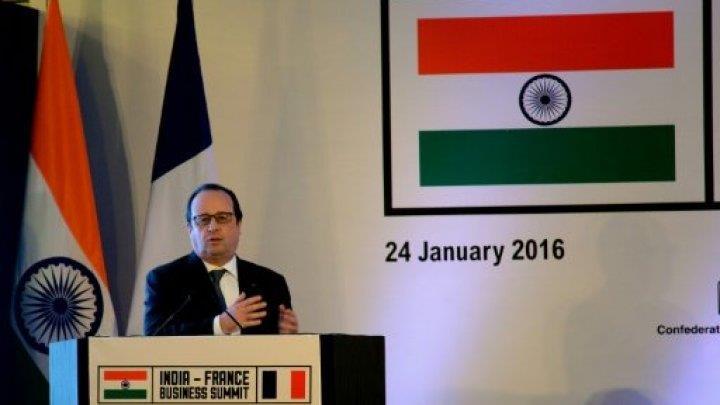 """فرانسوا هولاند: شريط تنظيم """"داعش"""" لن يخيف فرنسا في معركتها ضد الإرهاب"""