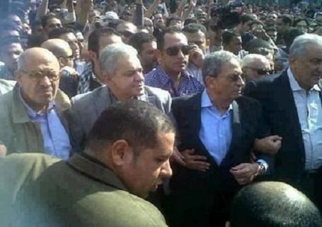 القوى الوطنية الداعمة لقرار قضاة مصر بوقف العمل