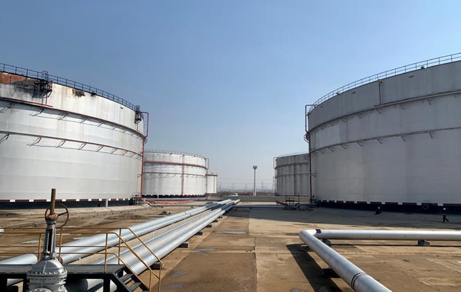 """""""أوابك"""" تدين الاعتداء الإرهابي الذي استهدف محطة توزيع المنتجات البترولية شمال جدة"""