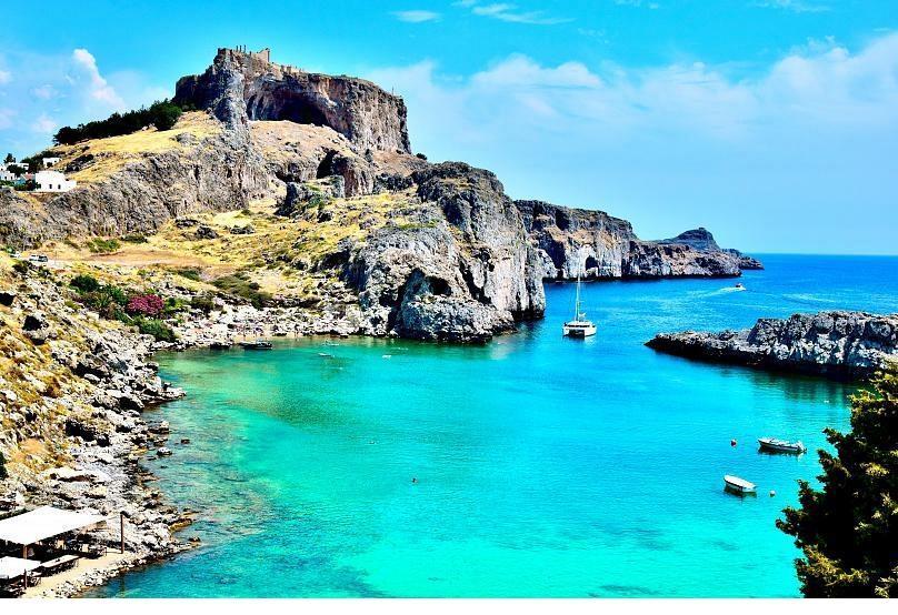 جزيرة رودس، اليونان