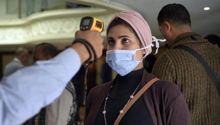 مصر تسجل 164 إصابة بفيروس كورونا و 22 وفاة