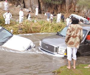 وادي جليل شرق محافظة الطائف