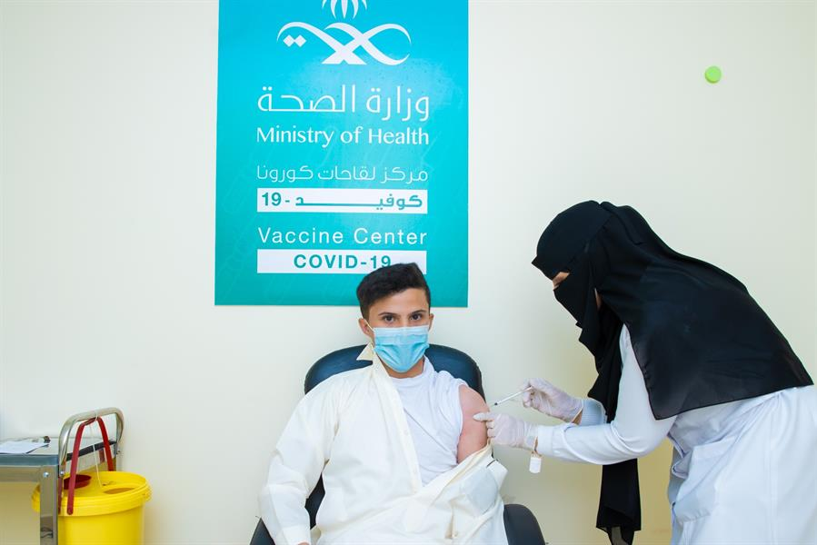 Age group vaccination (12-18)