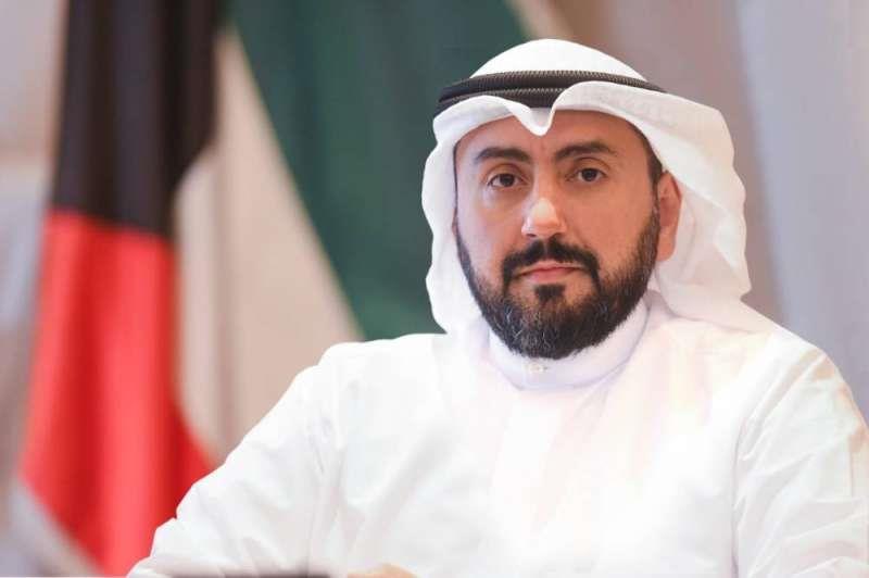 وزير الصحة الكويتي الدكتور باسل الصباح
