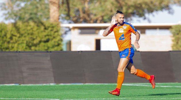 """النصر الإماراتي يعلن ضم """"هداف دوري المحترفين"""" على سبيل الإعارة"""