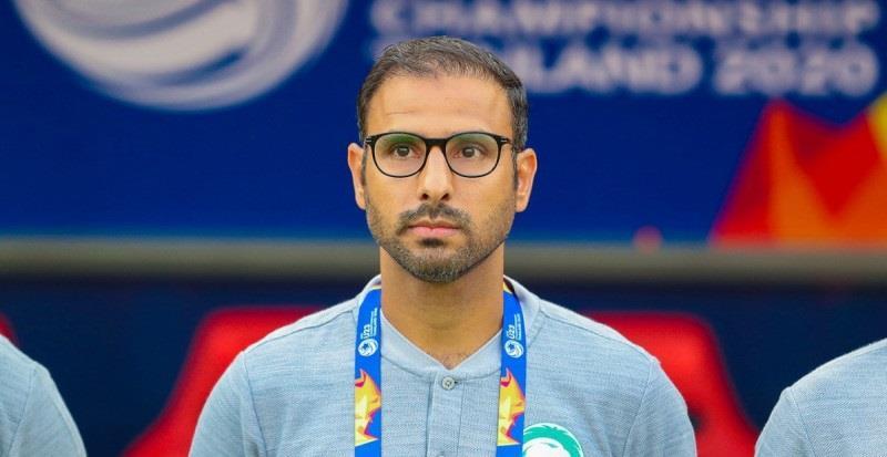 سعد الشهري: هدفنا الكأس بعد التأهل إلى طوكيو