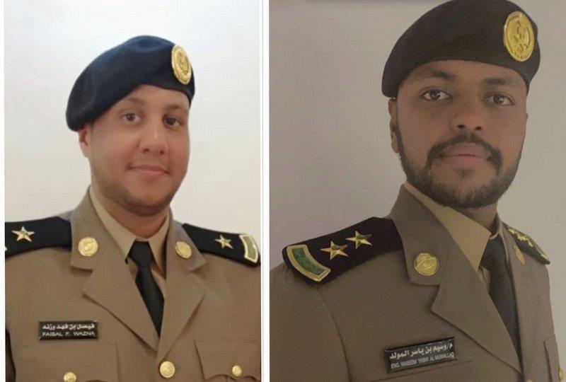 الضابطين وسيم وفيصل