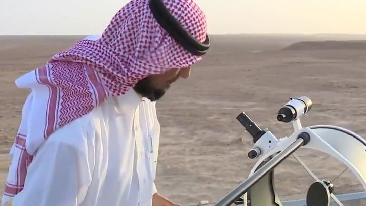 مدير مرصد المجمعة