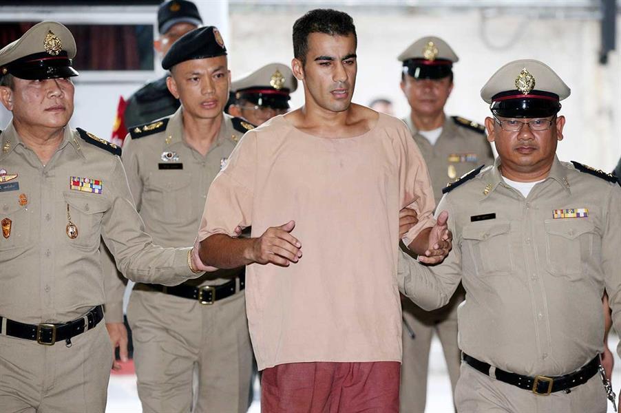 بعد إسقاط المنامة مذكرة اعتقاله.. تايلاند تفرج اليوم عن لاعب بحريني