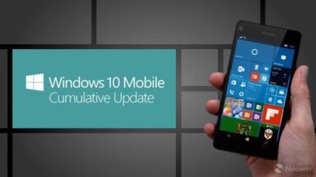 windows 10 mobile 14283
