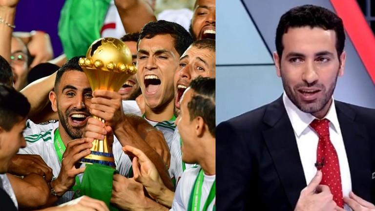 أبو تريكة: منتخب الجزائر حول القاهرة إلى عاصمة جزائرية