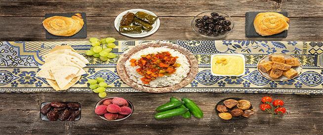 نصائح لتهيئة المعدة بعد رمضان