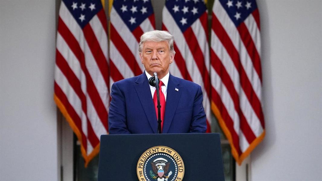 ترامب يعلن عدم مشاركته في مراسم تنصيب بايدن رئيساً للولايات المتحدة