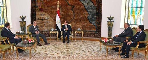 مصر ترفض محاولات التدخل في شؤون العراق