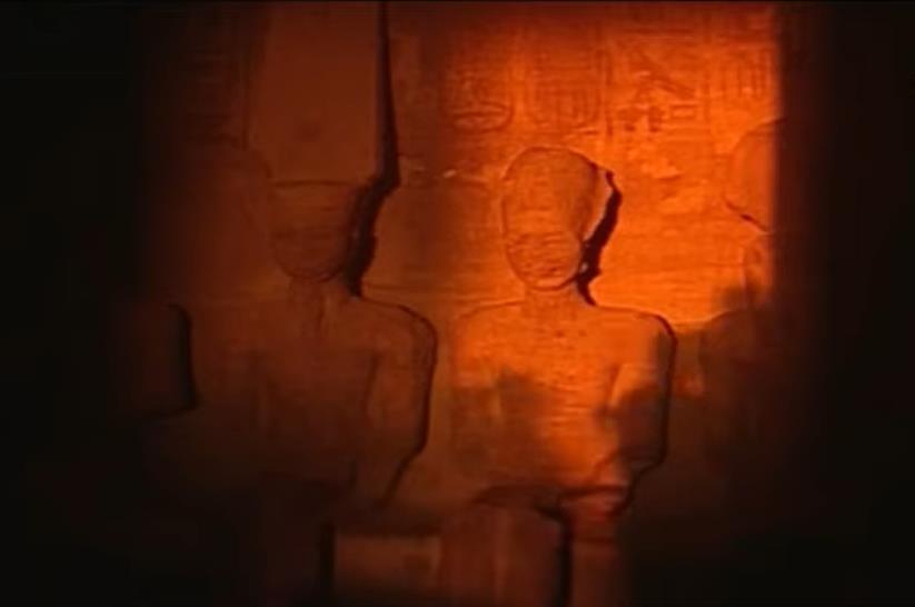 استمرت لـ20 دقيقة.. تفاصيل تعامد الشمس على وجه رمسيس الثاني في معبده اليوم