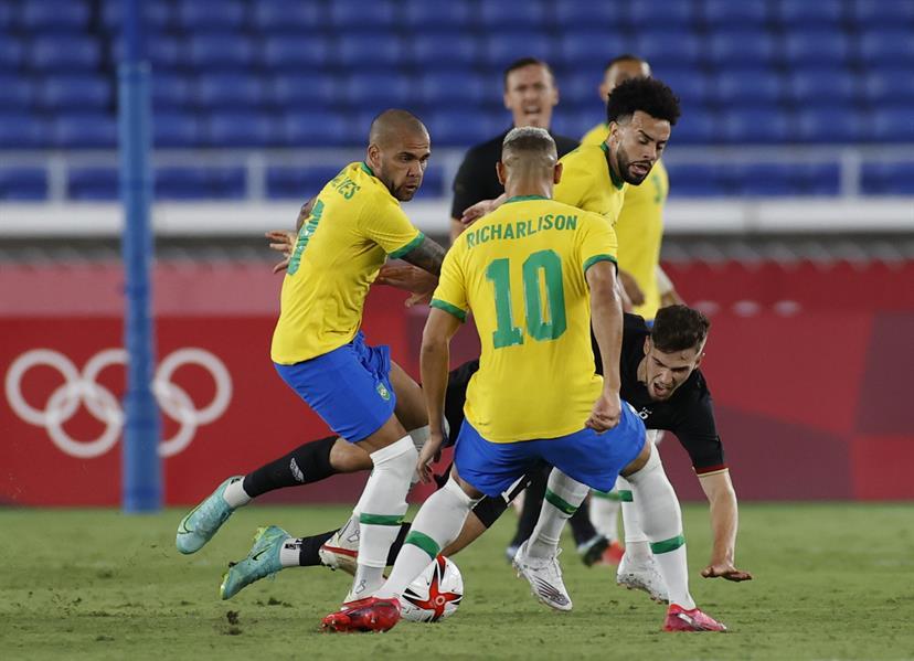 البرازيل والمانيا