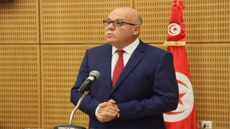 وزير الصحة التونسي فوزي مهدي