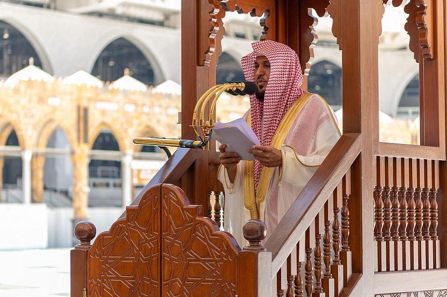 خطيبا الحرمين الشريفين يؤكدان فضل صيام يوم عاشوراء ويحثّان المسلمين على اغتنامه