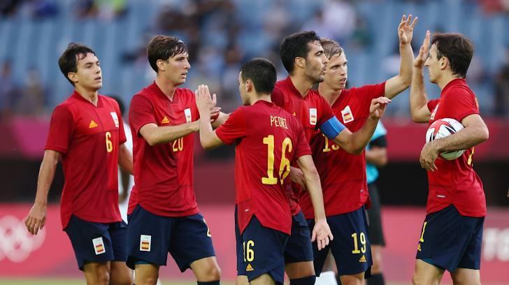 إسبانيا تتأهل لربع نهائي الأولمبياد بعد فوز مُثير أمام ساحل العاج