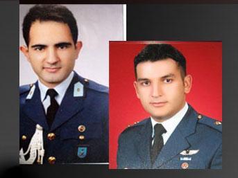 الطيارين التركيين