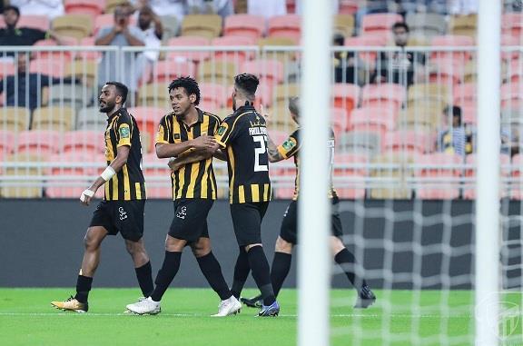 تأهل الاتحاد لدور الـ 32 من كأس الملك
