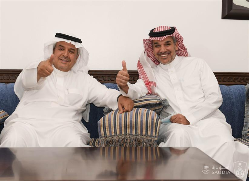 منصور بن مشعل والنفيعي
