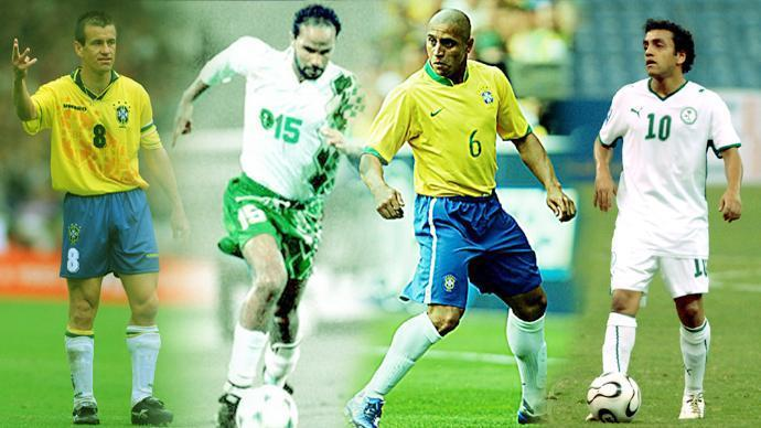 البرازيل والسعودية