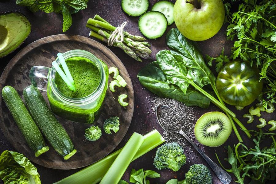 """تقاوم السرطان وتقلل الشهية.. فوائد متعددة لمادة """"الكلوروفيل"""" الموجودة في أوراق النبات الخضراء"""